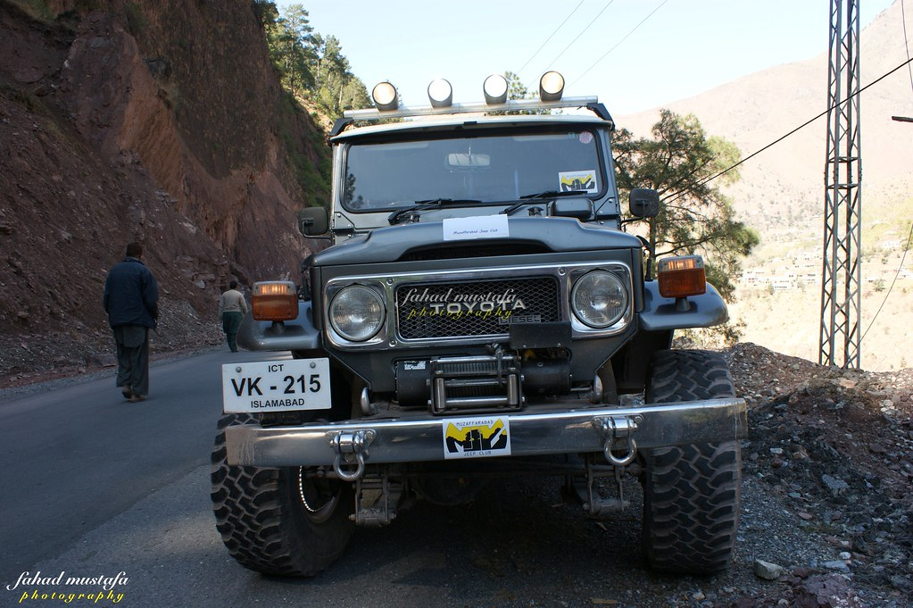 Muzaffarabad Jeep Club Neelum Snow Cross - 8469366360 a9441d5e0c b