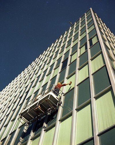 Window washer, 1968