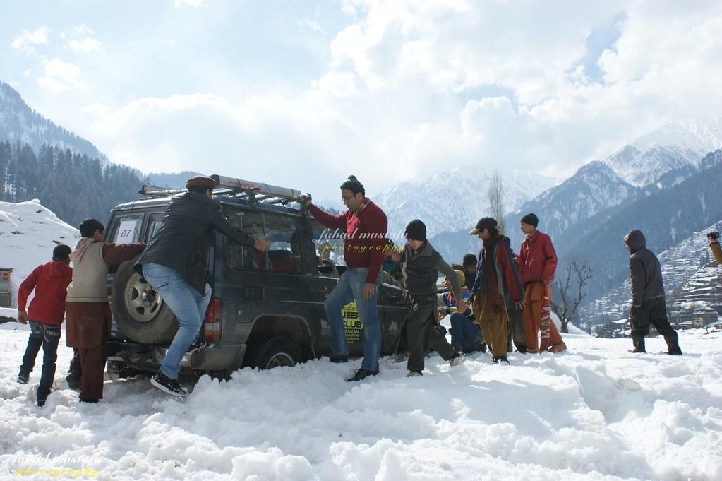 Muzaffarabad Jeep Club Neelum Snow Cross - 8471831662 444df6d5b0 b