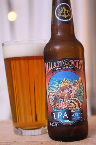 Ballast Point Brewing Company Sculpin IPA