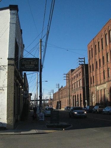 Georgetown - Seattle