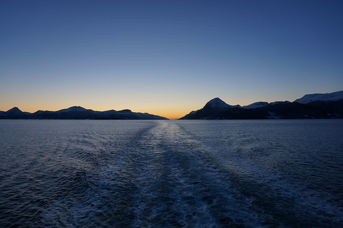 sunset norway sony nex nex6 selp1650
