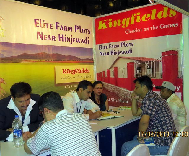 "Farm House Plots near Hinjewadi - The Times of India Pune Property Exhibition  ""Invest in West Pune""  16th & 17th February 2013"
