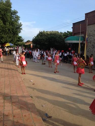 Alborada. Fiesta de la Palabra 41. Pelaya, Cesar. Archivo Liebre Lunar
