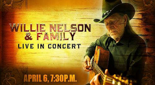 Willie Nelson Amp Family Show At Indiana Unversity