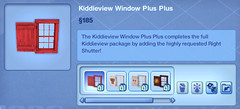 Kiddieview Window Plus Plus