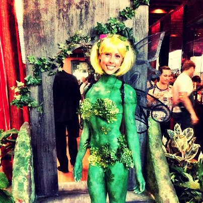 Secret Garden Zeta Bar Fairy by Eva Rinaldi Celebrity and Live Music Photographer