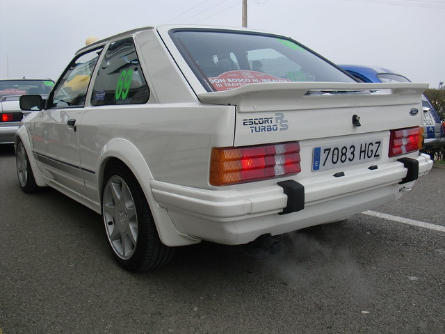 FORD RS TURBO