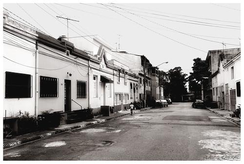 Ruas da vila