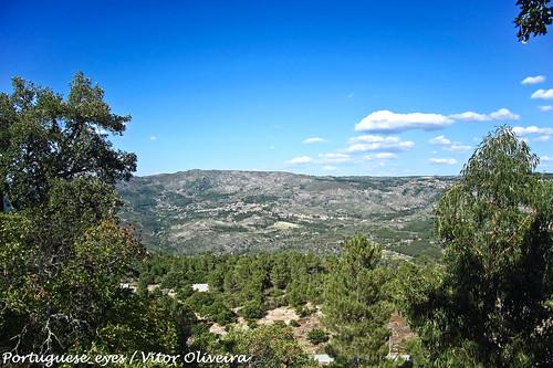 Arredores de Castelo - Portugal