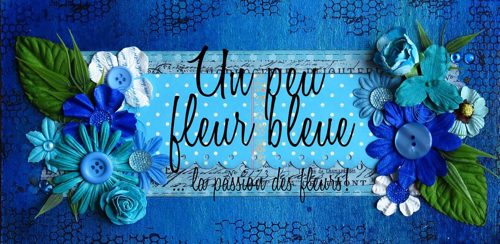 Un peu fleur bleue... la passion des fleurs!