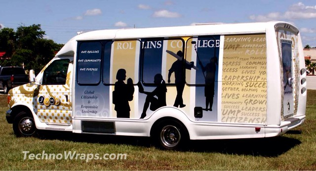 Custom Bus Wraps and RV Wraps - Bus and RV Graphics