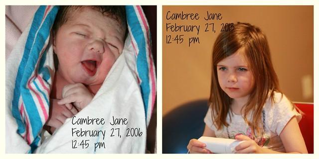 CJ 7 years apart