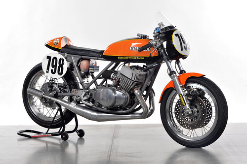 Ralph's TR500 racer by Titan Performance