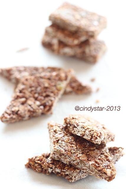 barrette muesli cioccolato