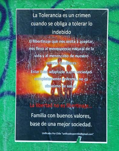 """Afiche de porquería: """"Unificados por la familia"""" by RiveraNotario"""