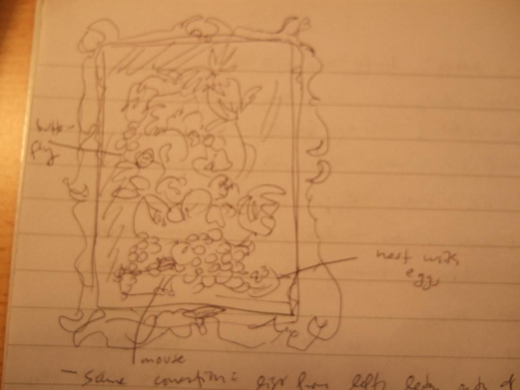 sketch van Os