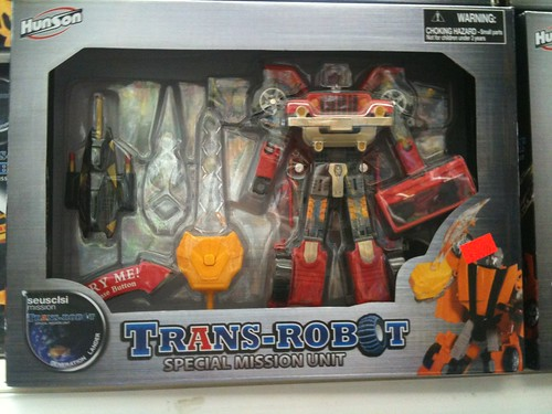 Trans-Robot