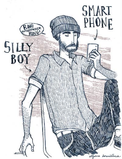 smarthphone_silly-boy