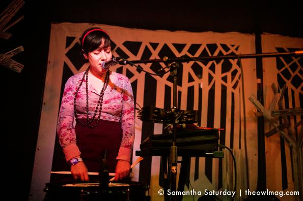 Kishi Bashi @ Detroit Bar, Costa Mesa 3/3/13