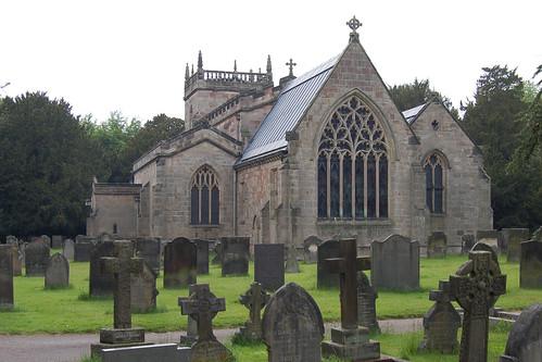 All Saints, Sudbury, Derbyshire