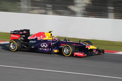 F1 2013 Testing