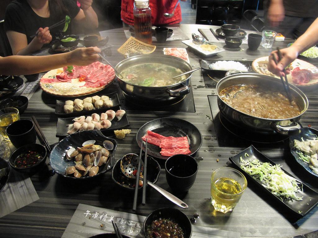 Hot in a Pot Restaurant 滾得棧 (天后店) ...