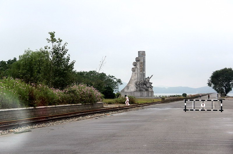 North Korea. Road(3)