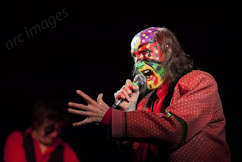 Arthur Brown at Robin2, Bilston