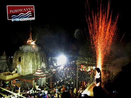 Mahashivratri Shri Lokannath Temple Puri