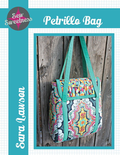 Petrillo Bag PDF Sewing Pattern  by Sew Sweetness