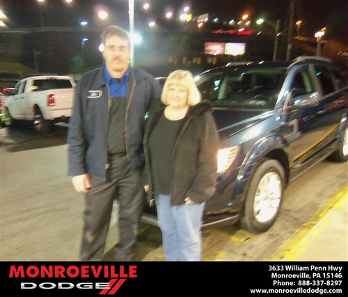 Congratulations to Don Lafollette on the 2013 Dodge Journey by Monroeville Dodge