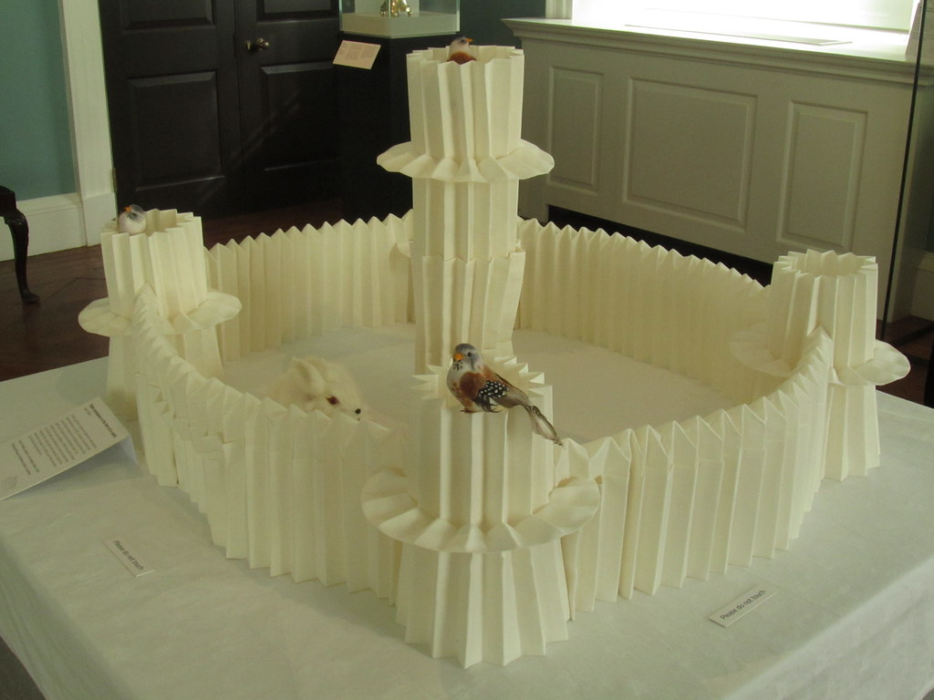 Holburne Museum - Folded Beauty - castle