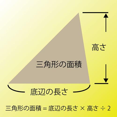 別の三角形