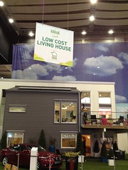 Low Cost Living House with the Green Deal