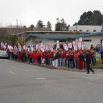 Nurses Reach Tentative Agreements at St. Joseph Hospitals in Apple Valley, Eureka and Petaluma