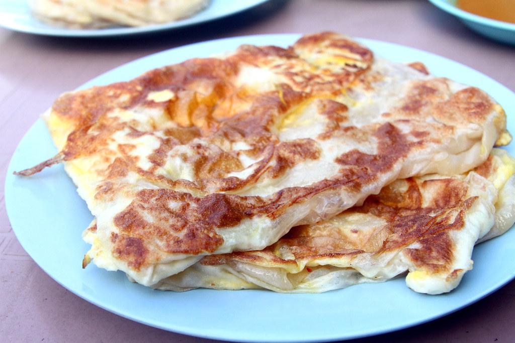 Egg Roti Canai
