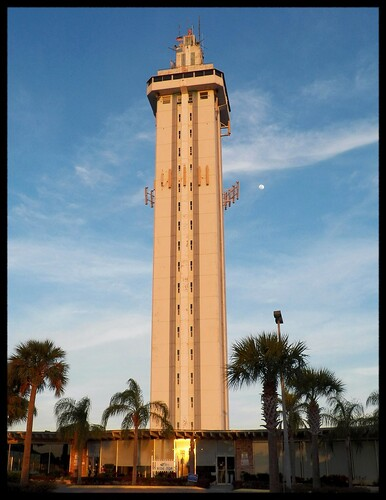 county old blue sky orange usa lake tower america observation evening orlando view florida united central structure fl citrus states groves clermont floridiana