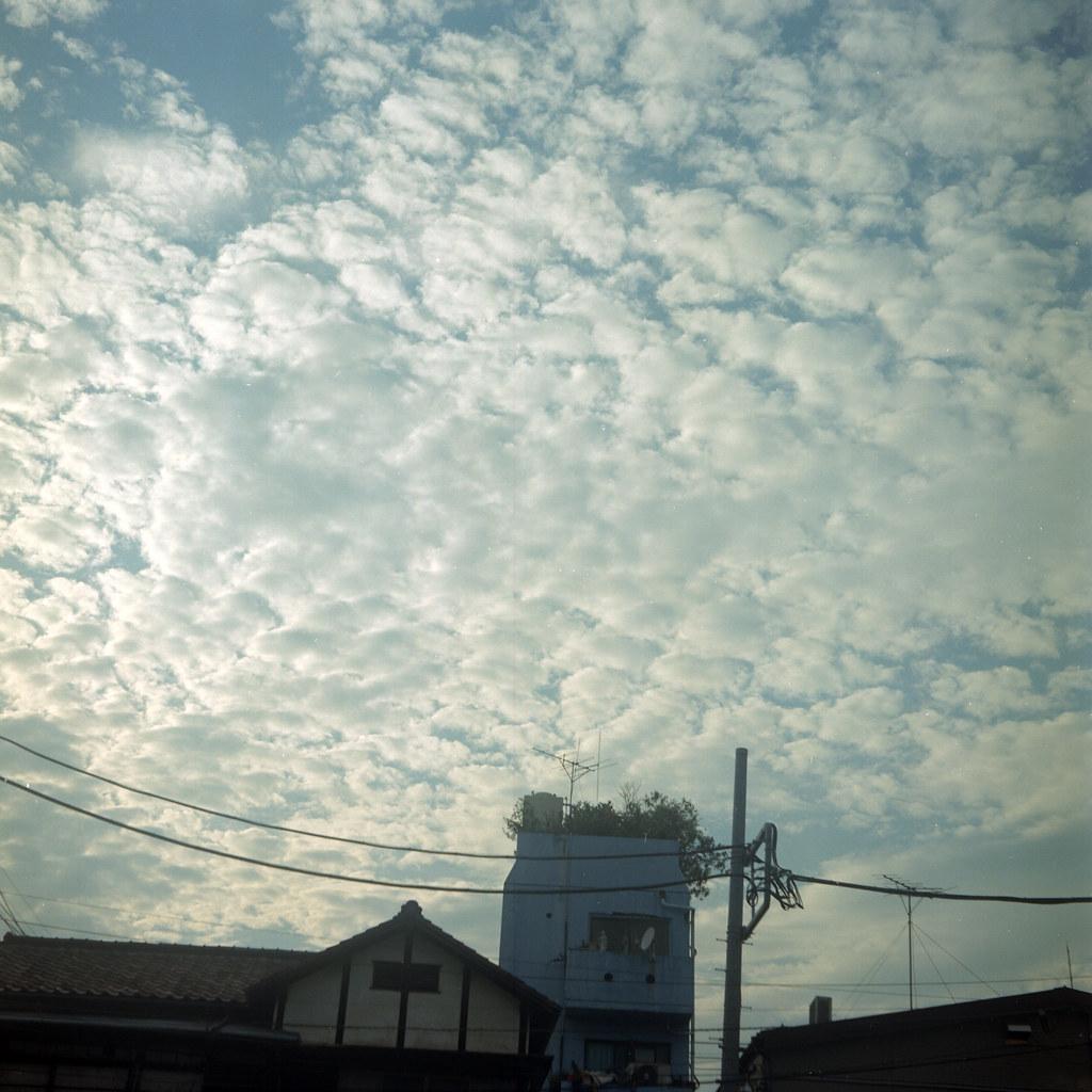 2009年秋の空