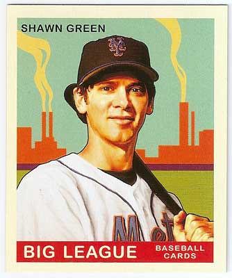 2007 Goudey Shawn Green