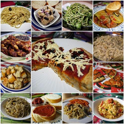 Vegan Italiano Mosaic