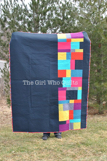 """My Tribe"" Quilt - front"