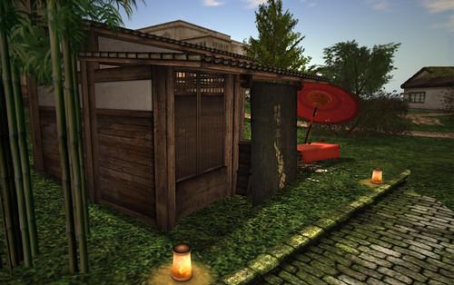 Wayside tea-house #1