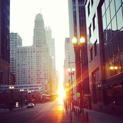 Good morning, Chicago