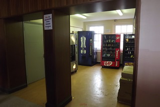 March 22nd 2013 - Last day on ground floor before redevelopment