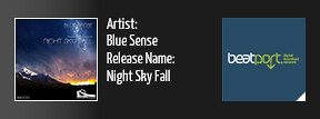 BSR0028: Blue Sense - Night Sky Fall