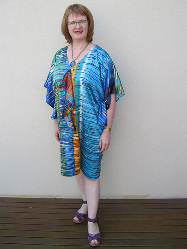 Victory Patterns Satsuki dress