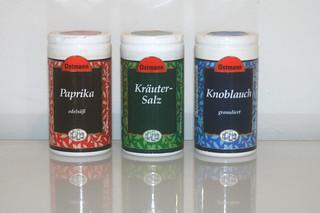 04 - Zutat Gewürze / Ingredient spices