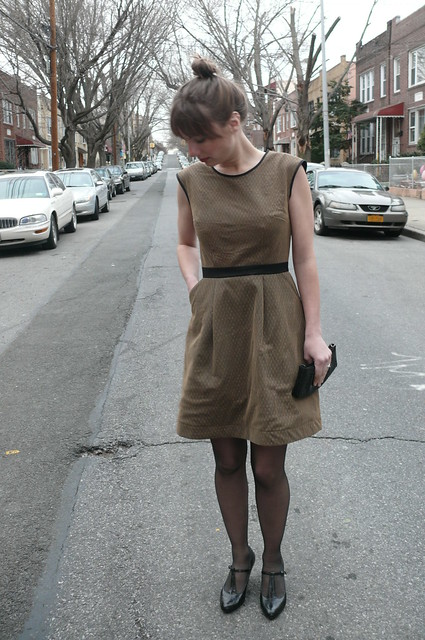Bown Lace Dress
