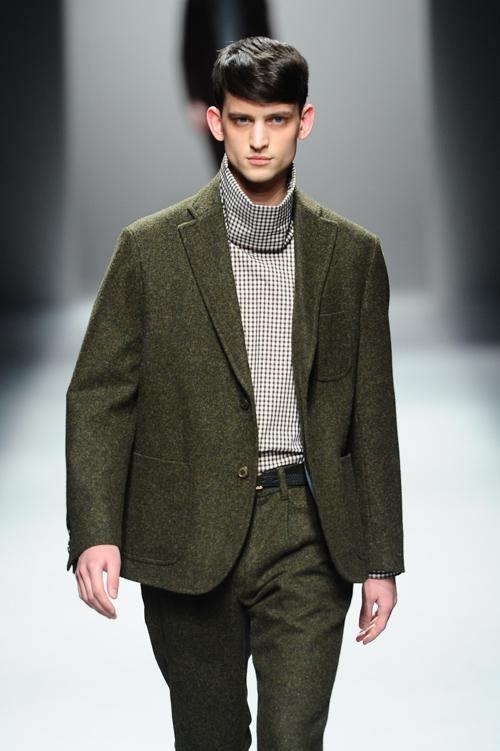 FW13 Tokyo MR.GENTLEMAN002_Brayden Pritchard(Fashion Press)